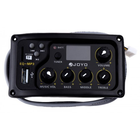 JOYO EQ-MP3 FLASH VE SD CARD GİRİŞLİ EKOLAYZER SET
